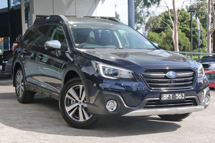 2019 Subaru Outback 2.5i Sports Premium 5GEN MY20 Four Wheel Drive Blue