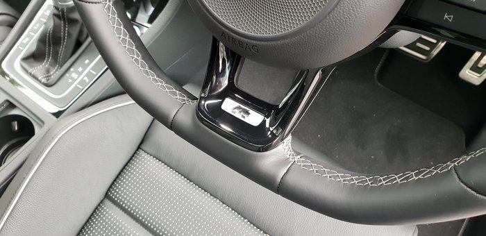 2019 Volkswagen Golf R 7.5 MY20 Four Wheel Drive Grey