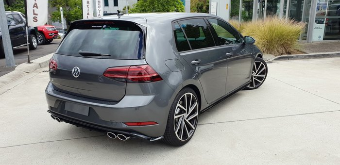 2019 Volkswagen Golf R 7.5 MY20 Four Wheel Drive Grey