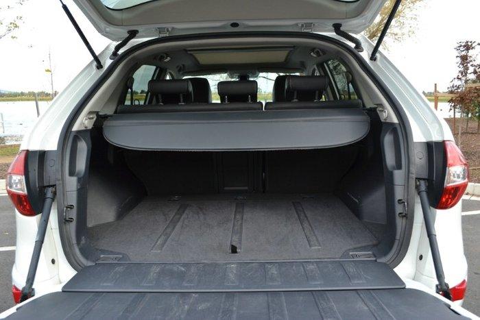 2015 Renault Koleos Bose Premium H45 PHASE III MY15 Four Wheel Drive PEARL WHITE
