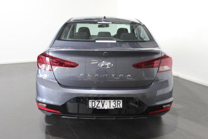 2018 Hyundai Elantra Go AD.2 MY19 Grey