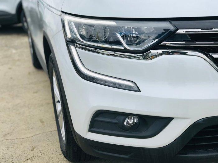 2017 Renault Koleos Life HZG White