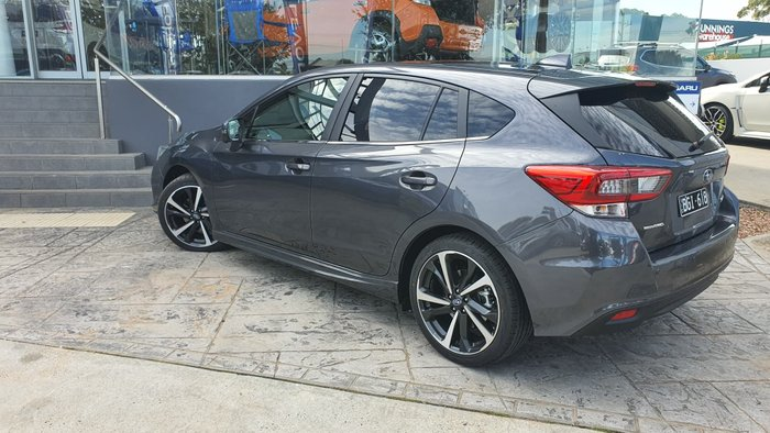 2019 Subaru Impreza 2.0i-S G5 MY20 Four Wheel Drive Grey