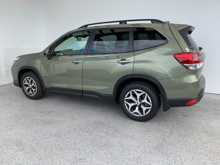 2020 Subaru Forester 2.5i-L S5 MY20 Four Wheel Drive Green