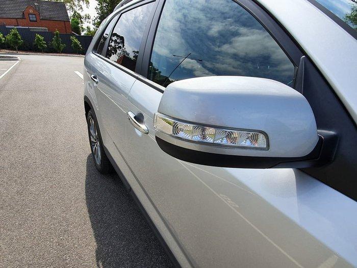 2014 Kia Sorento Platinum XM MY14 4X4 On Demand Silver