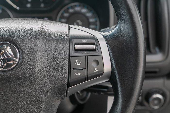 2019 Holden Trailblazer LTZ RG MY19 4X4 Dual Range White