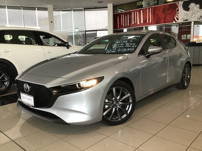 2019 Mazda 3 G20 Evolve BP Series Silver