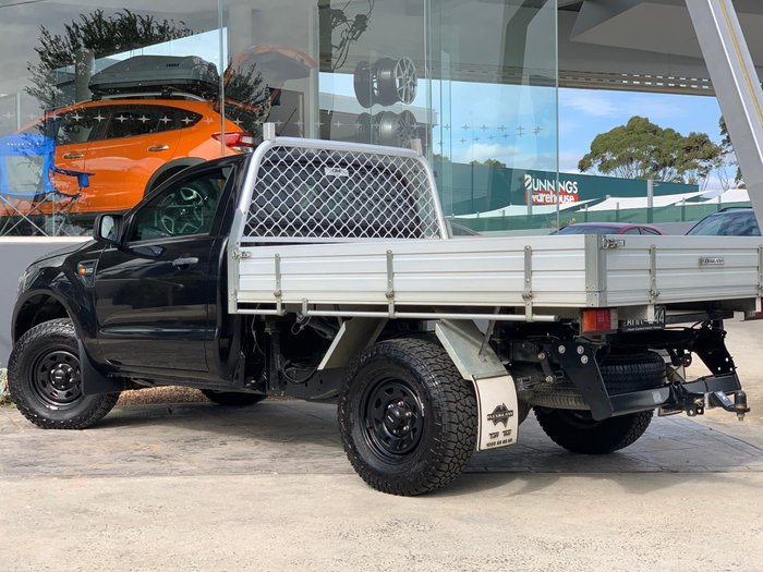 2014 Ford Ranger XL PX 4X4 Dual Range Black