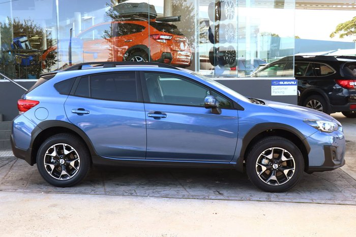 2019 Subaru XV 2.0i-L G5X MY19 Four Wheel Drive Blue