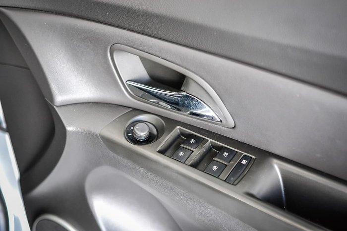 2011 Holden Cruze SRi-V JH Series II MY11 Silver