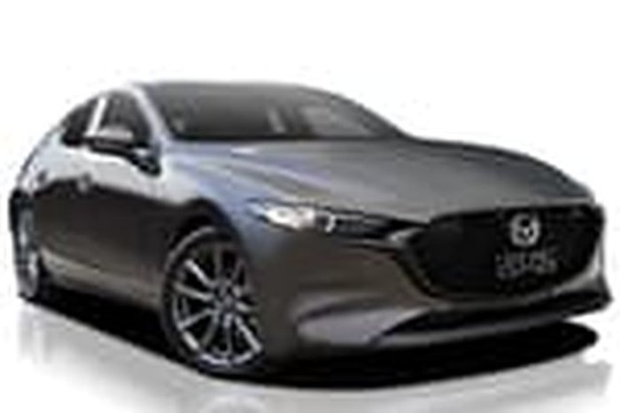 2020 Mazda 3 G20 Evolve BP Series Grey