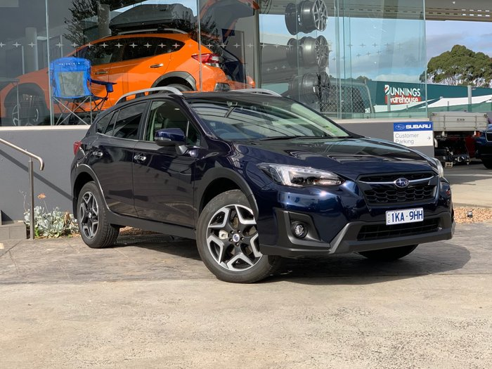 2019 Subaru XV 2.0i-S G5X MY19 Four Wheel Drive Blue