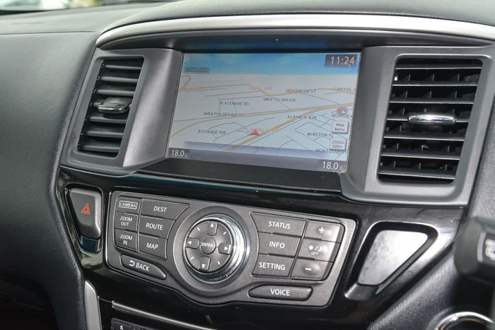 2015 Nissan Pathfinder ST-L R52 MY15 Grey