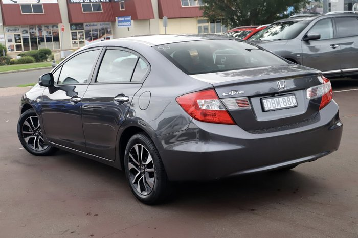 2015 Honda Civic VTi-S 9th Gen Ser II MY15 Grey