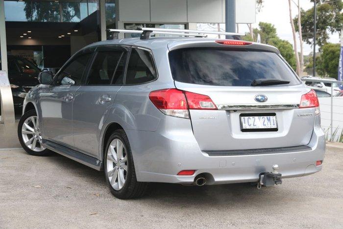 2014 Subaru Liberty 2.5i 5GEN MY14 Four Wheel Drive Silver