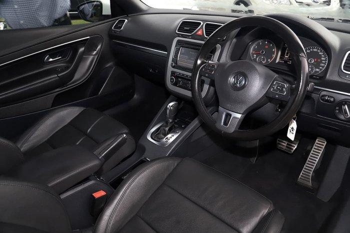 2012 Volkswagen Eos 155TSI 1F MY12 White