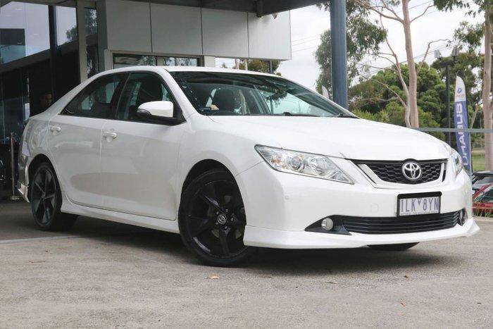 2015 Toyota Aurion Sportivo GSV50R White
