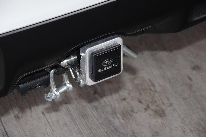 2019 Subaru Levorg 2.0 STI Sport V1 MY20 Four Wheel Drive White