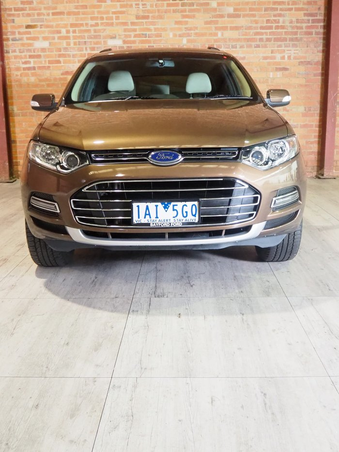 2013 Ford Territory Titanium SZ Bronze