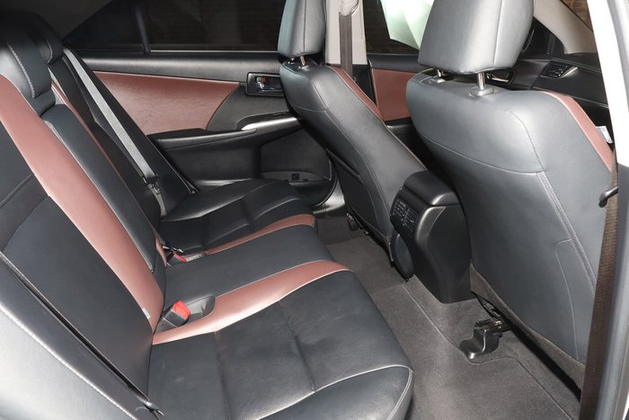 2015 Toyota Camry Atara SX ASV50R White