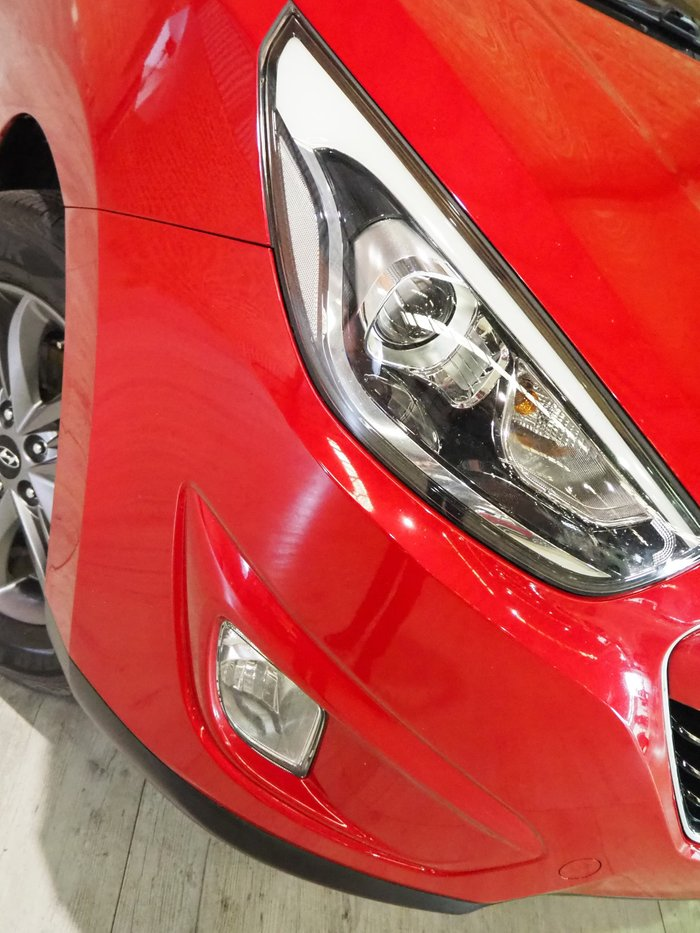 2015 Hyundai ix35 Elite Series II MY15 4X4 On Demand Red