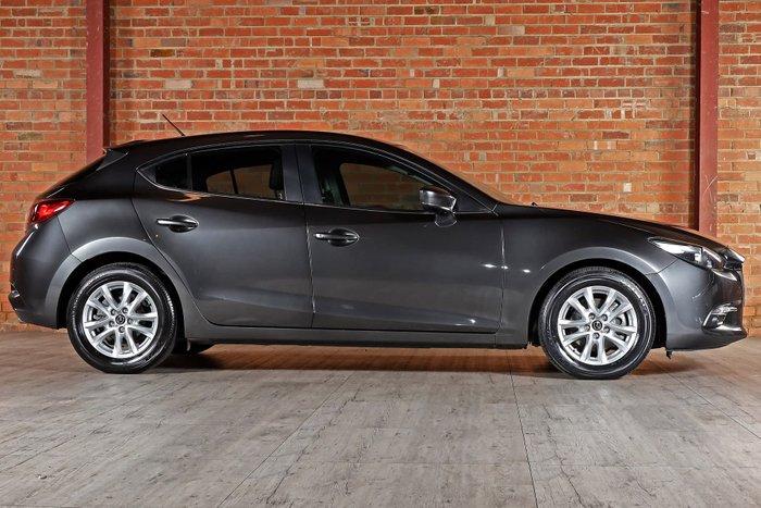 2017 Mazda 3 Touring BN Series Grey