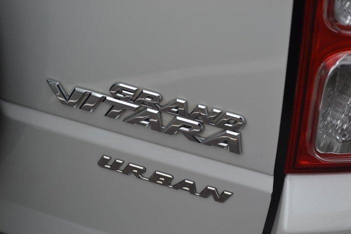 2013 Suzuki Grand Vitara Urban JB MY13 White