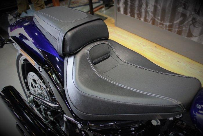 2020 Harley-davidson FXBRS BREAKOUT (114) Zephyr Blue/Black Sunglo