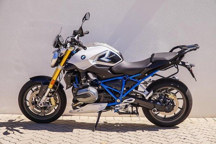 2018 BMW R 1200 R null null Blue