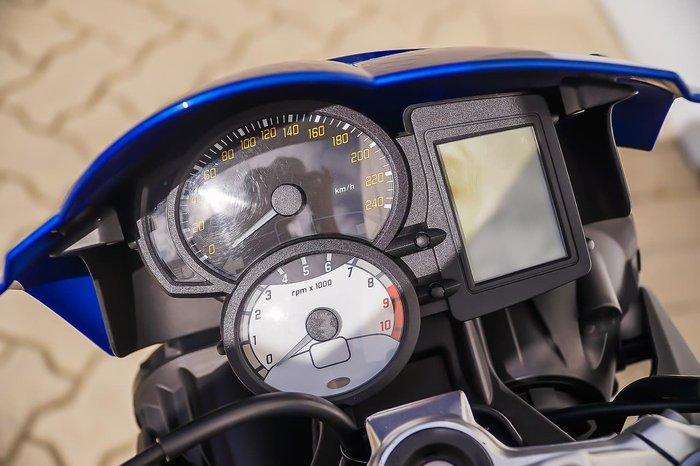 2013 BMW F 800 R null null Blue