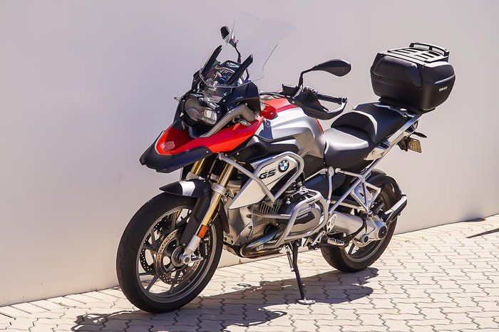 2014 BMW R 1200 GS null null Red