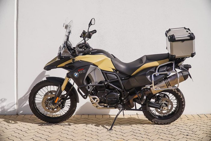 2014 BMW F 800 GS ADVENTURE null null null