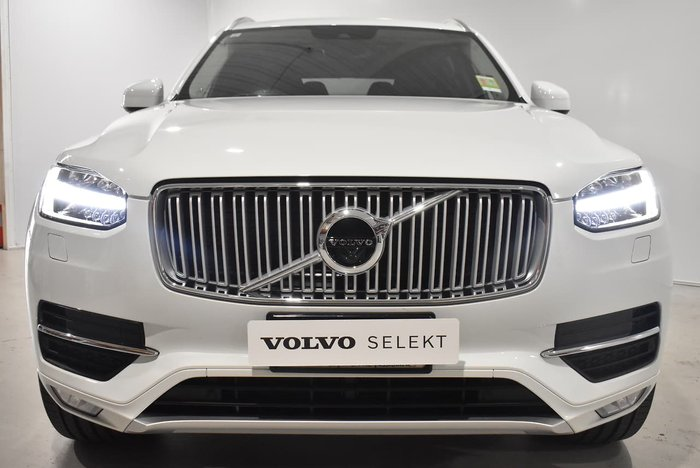 2019 Volvo XC90 D5 Inscription MY20 4X4 On Demand White