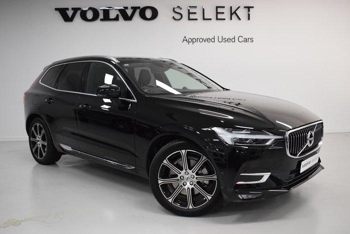2019 Volvo XC60 T5 Inscription MY19 Four Wheel Drive Black