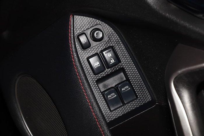 2013 Subaru BRZ Z1 MY13 Black