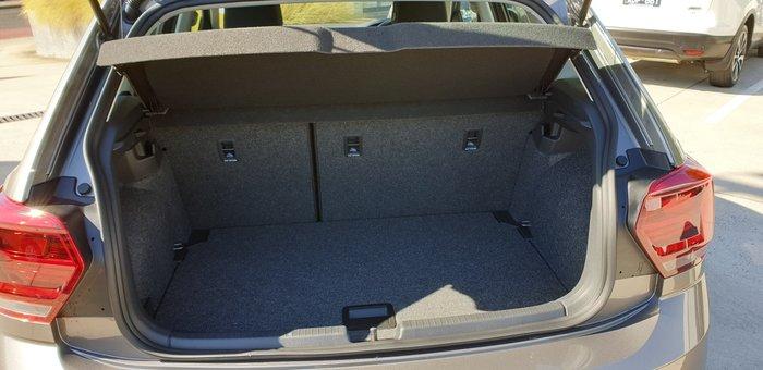 2020 Volkswagen Polo 70TSI Trendline AW MY20 Grey