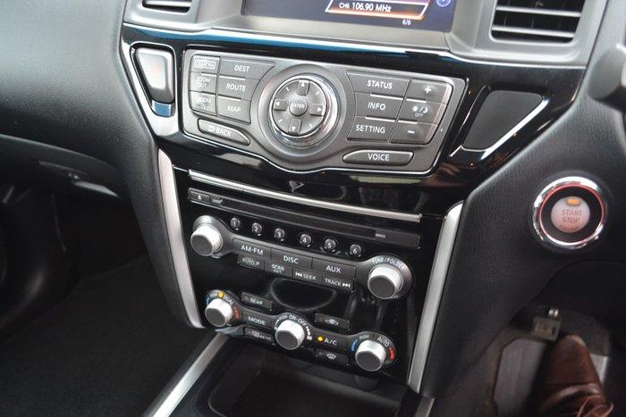 2013 Nissan Pathfinder ST-L R52 MY14 Blue