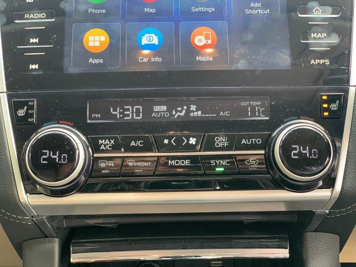 2019 Subaru Outback 3.6R 5GEN MY19 Four Wheel Drive Grey