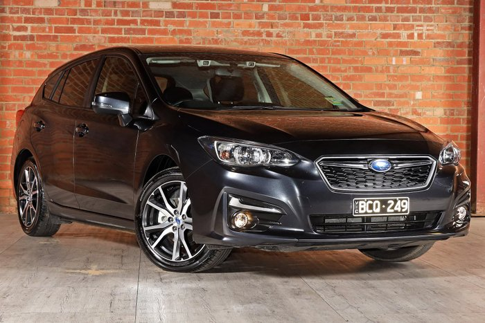2019 Subaru Impreza 2.0i Premium G5 MY19 Four Wheel Drive Grey