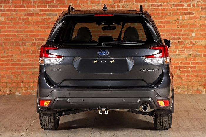 2019 Subaru Forester 2.5i Premium S5 MY19 Four Wheel Drive Grey