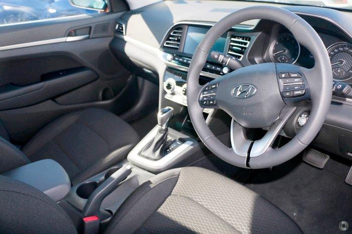 2020 Hyundai Elantra Active AD.2 MY20 Red
