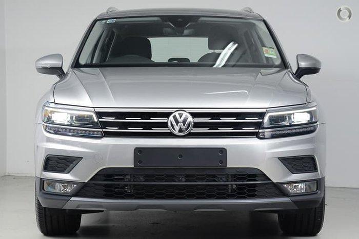 2020 Volkswagen Tiguan 132TSI Comfortline 5N MY20 Four Wheel Drive Silver