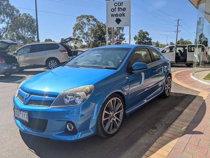 2008 Holden Special Vehicles VXR AH Blue