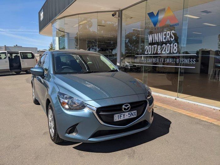 2016 Mazda 2 Neo DL Series Blue
