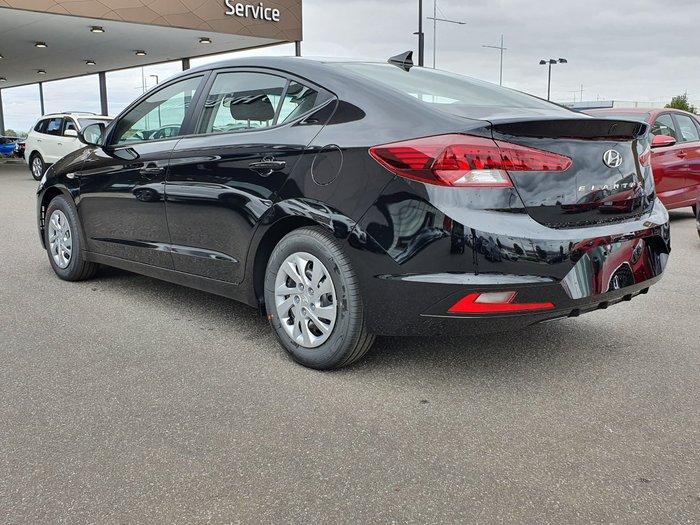 2020 Hyundai Elantra Go AD.2 MY20 Black