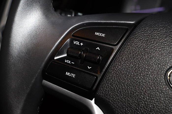 2015 Hyundai Tucson Active X TL Silver