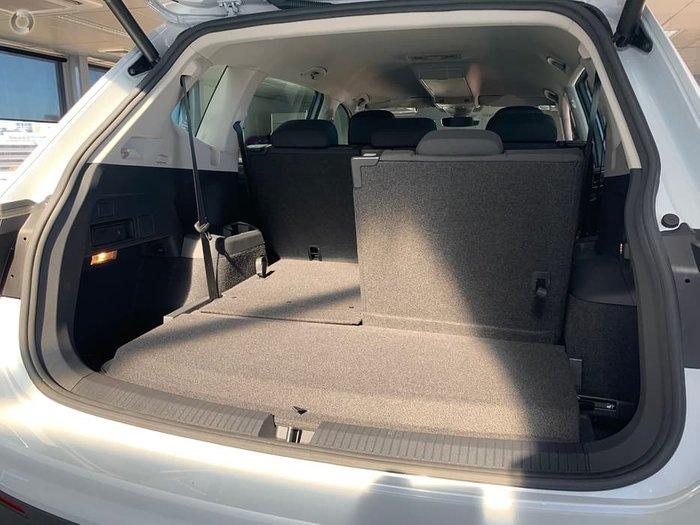 2018 Volkswagen Tiguan 110TDI Comfortline Allspace 5N MY18 Four Wheel Drive Silver
