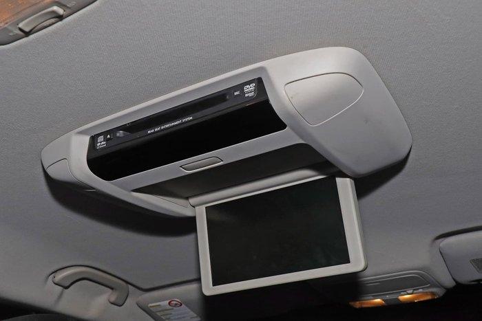 2010 Subaru Liberty Exiga Premium 5GEN MY10 Four Wheel Drive Black