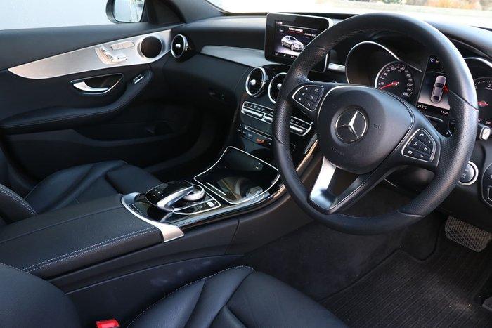 2017 Mercedes-Benz C-Class C250 d W205 Black