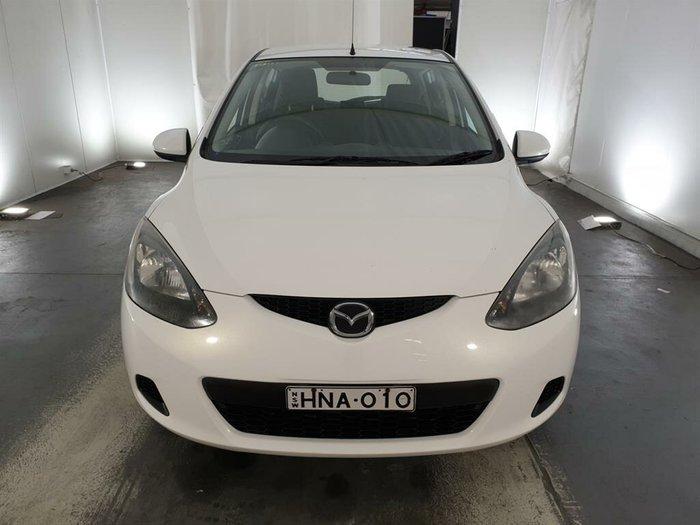 2008 Mazda 2